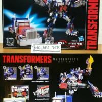 ORIGINAL 100% Transformers Optimus Prime ROTF MPM 4 04 MPM4 MPM04