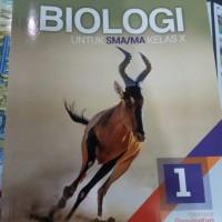 biologi kelas X erlangga revisi