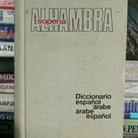 Jual kamus Spanyol - Arab Murah