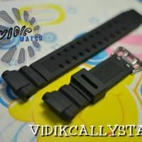 STRAP TALI CASIO G-SHOCK GSHOCK GW 2500 GW2500 GW-2500 PREMIUM BLACK