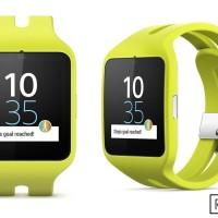 Jual SONY SWR50 Smartwatch 3 Rubber Murah