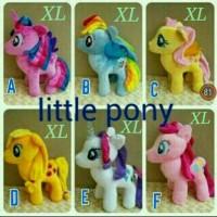 Jual mainan anak boneka my little pony xl Murah