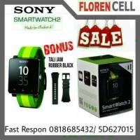 Jual Sale 50% Sony SmartWatch SW2 Rubber strap / Metal Strap surabaya Murah