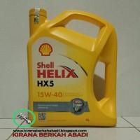 SHELL HELIX 5 15W40 SN/CF