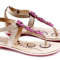 Jual OP3661 Garucci GGS 8031 Sandal Casual Wanita  Krem K KODE Bimb4138 Murah