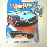 Hot Wheels Langka HW40 Video Game Heroes 11 Hotwheels