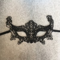 Jual Topeng Muka Lace Renda Pesta Halloween Masquerade Party Wajah Murah