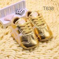 L2877 pws T638 tiger gold sepatu bayi pakaia KODE PL2877