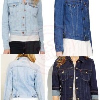L9998 Crop Tee Jaket  Soft Jeans Washed  Stret KODE PL9998