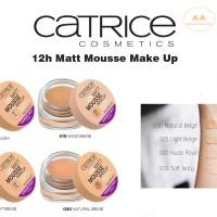 CATRICE - 12h Matt Mousse Make Up