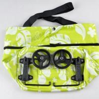 Jual BW006 Foldable Trolley Bag 03 Cart Tas Troli Lipat Troly Shopping Bag Murah