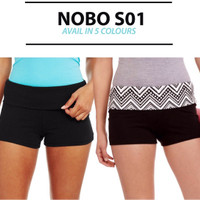 No Boundaries yoga short pants