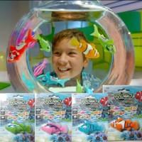 Robo Fish LED Light / Robot Ikan / Mainan Ikan modelunik