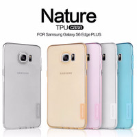 Jual BARU Soft Case TPU Nillkin Samsung Galaxy S6 Edge Plus Nature Series Murah