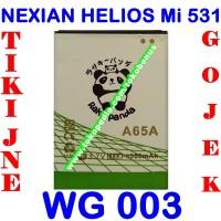 Jual Baterai Nexian Helios Mi531 WG003 Rakki Panda Batrai Batre Battery Murah