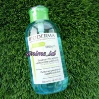 Jual BIODERMA Sebium H2O Micellar Water 500ml / ORIGINAL FRANCE / PUMP Murah