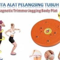 Jual Dijual Magnetic Jogging Body Plate | Melangsingkan Tubuh Trimmer Unik Murah