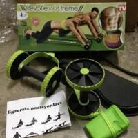 Jual Revoflex Xtreme Alat Fitnes Indor Rumah Sehat Pembentuk Perut Gym Murah