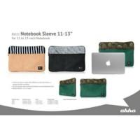 sarung tas soft case macbook new pro air 11 12 13 15 touch bar zipper