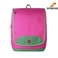 PRODUK TERBAIK-Tas Laptop Estilo 720001 Warna Pink & Raincover-SPORCAS