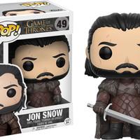 Jual Funko POP! Game of Thrones Season 7 - Jon Snow King In The North Murah