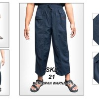 Jual M7148 Celana Pria Muslim Sirwal SKL21 KODE QE7148 Murah