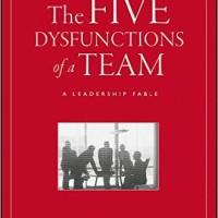 Jual The Five Dysfunctions of a Team (by Patrick M. Lencioni) [eBook] Murah