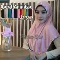 Jual Bergo Hijab / Jilbab Serut Anindya Murah