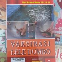 Buku Vaksinasi Lele Dumbo/Dini Siswani Mulia/Pustaka Pelajar