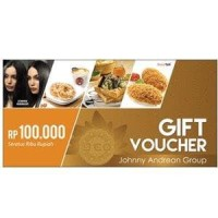 Voucher Salon Johnny Andrean, BreadTalk, J.CO, dan Roppan