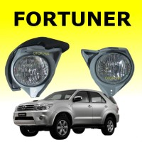 Foglamp Fortuner 2004 2005 2006 2007 2008 2009 2010 2011 Fog lamp