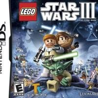 Jual Lego Star Wars III : The Clone Wars [3DS] BEKAS Murah