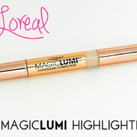 loreal Magic Lumi Highlighter