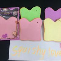 SQUISHY I LOVE TOAST BREAD