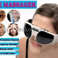 Jual TERBATAS Alat pijat mata - vibrating eye massager menghilangkan kanton Murah