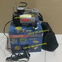 Jual Unik Pompa Ban Motor Kenmaster Kompressor Compressor mini Ke Diskon 20 Murah