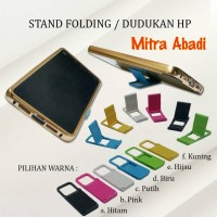 Dudukan HP Lipat/Stand Folding for Smartphone