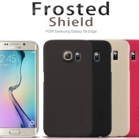 Jual Nillkin Super Frosted Shield Hard Case for Samsung Galaxy S6 Edge Murah