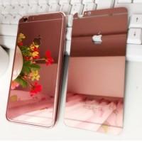 Jual Tempered Glass MIRROR Iphone 6+ Plus 6S+ Depan dan Belakang Warna Ka   Murah