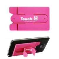 Jual Touch-U Clip Credit Card Shape - Rose Murah