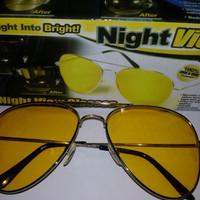 Jual Kacamata Night View Glassess / Anti Silau As seen On TV Murah
