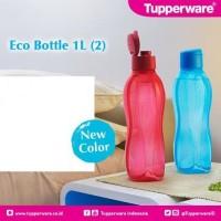 Jual Tupperware Eco Bottle 1 Liter Flip Top Tempat Minum Botol 1Lt Lt Murah