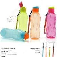 Jual Tupperware Eco Bottle 500 ml Flip Top Tempat Minum Botol 500ml Fliptop Murah