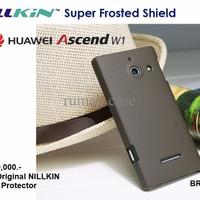 Jual One HUAWEI Ascend W1 : NILLKIN Super Frosted Shield FREE SP Murah