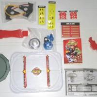 Jual Paket Lengkap Tor Blade Reptile Hydra / Wings Falcon - Gasing Petarung Murah