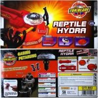 Jual Paket Lengkap Tor Blade Reptile Hydra - Gasing Petarung Murah