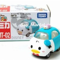 Jual Tomica Disney Motors Tsum Tsum Donald Duck DMT-02 Murah