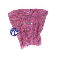 Lace Baby Kaftan / Baju Lebaran Anak Bayi Brokat