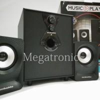 Jual Speaker Aktif Multimedia Simbadda CST1900N BLUETOOTH USB FM RADIO Murah