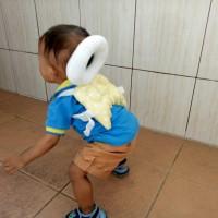 Bantal Pelindung Kepala Bayi Lucu Small Baby Head Protector Character